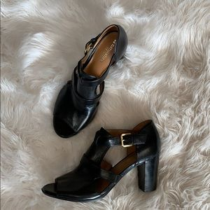 Naturalized Leather Heels
